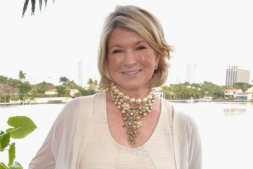 Martha Stewart /Getty Images