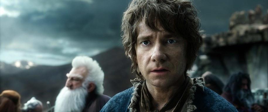 Martin Freeman jako filmowy Bilbo /PAP/Photoshot /PAP/EPA