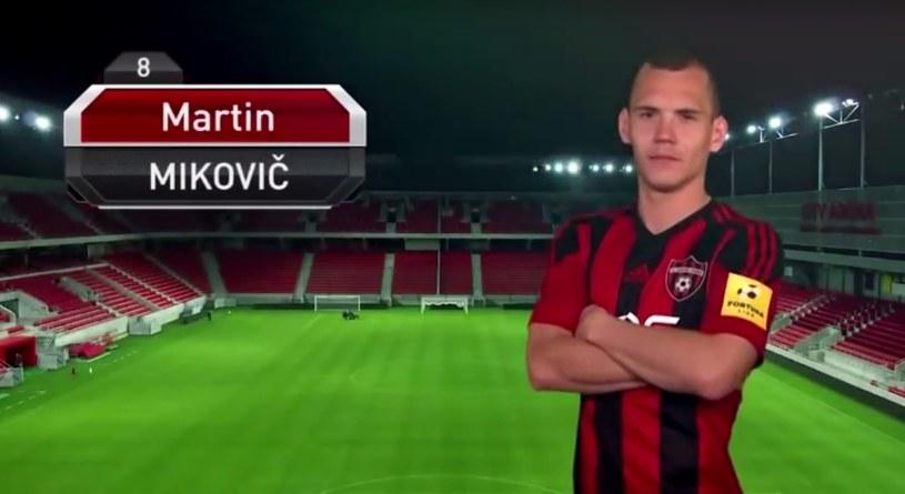 Martin Mikovicz (fot. YouTube) /
