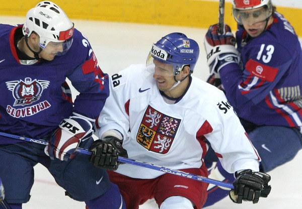 Martin Richter rozegrał w reprezentacji Czech 59 spotkań /AFP