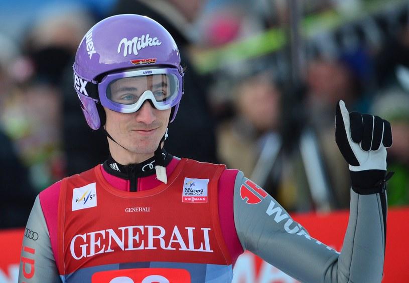 Martin Schmitt wystąpi w zawodach Pucharu Świata na skoczni im. Adama Małysza w Wiśle-Malince /AFP