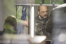 Martin Schulz bez posłuchu