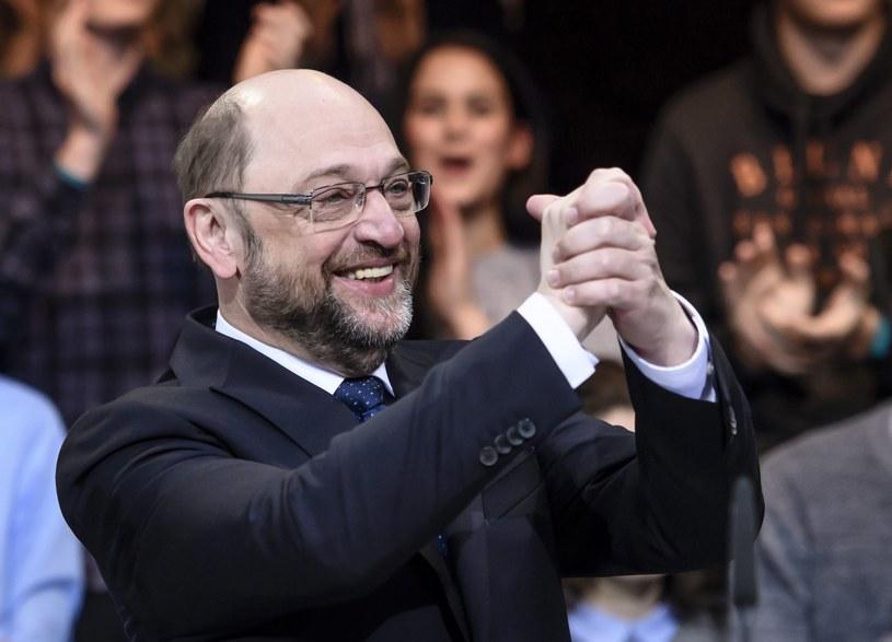 Martin Schulz /PAP/EPA