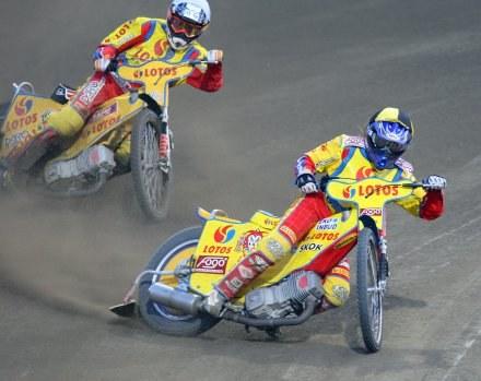 Martin Vaculik (z prawej), fot: Sebastian Borowski /Agencja Przegląd Sportowy