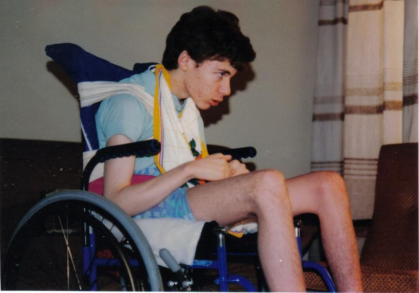 Martin w grudniu 1992 roku /materiały prasowe