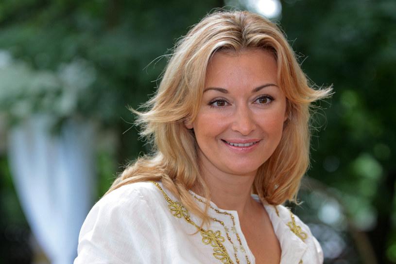 Martyna Wojciechowska Kobieta na krańcu świata /Pawe Przybyszewski /MWMedia