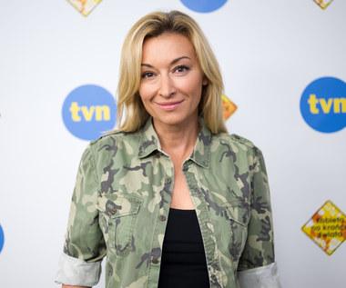 Martyna Wojciechowska wróciła do Polski
