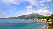 """Martynika - piękne plaże na """"kwiatowej wyspie"""""""