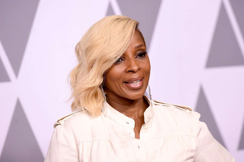 Mary J. Blige /Kevin Winter /Getty Images