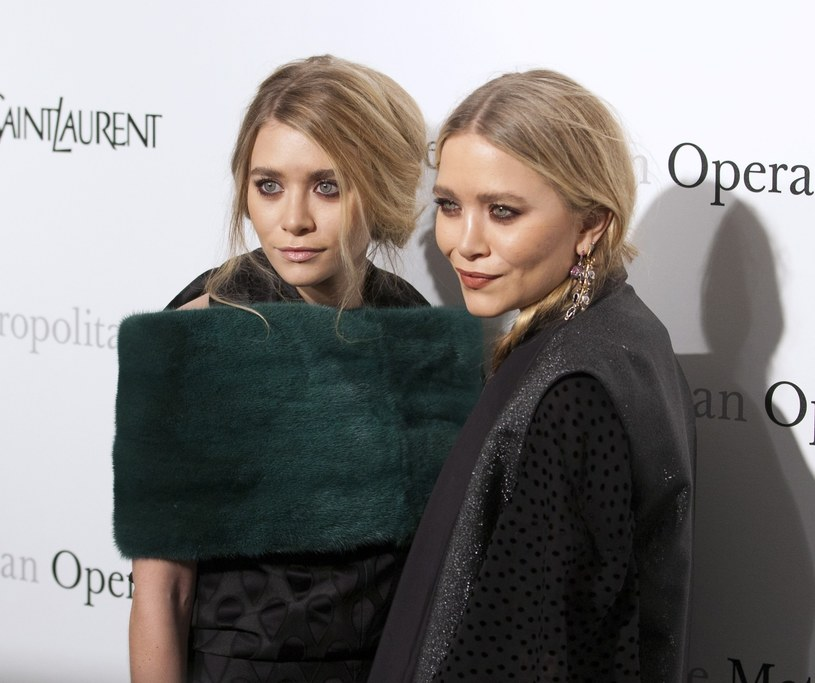 Mary-Kate i Ashley Olsen /Splash News /East News