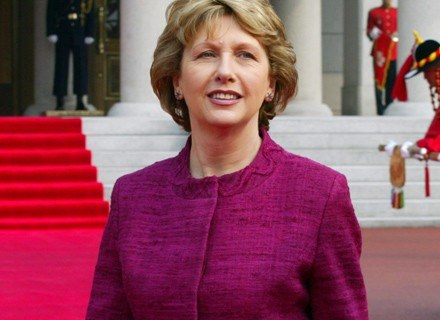 Mary McAleese /Getty Images/Flash Press Media
