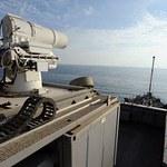 Marynarka wojenna USA umieści działo laserowe nowej generacji na pokładzie USS Portland