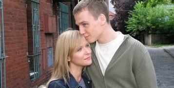 Marysia (Aneta Zając) i Paweł (Mateusz Janicki)