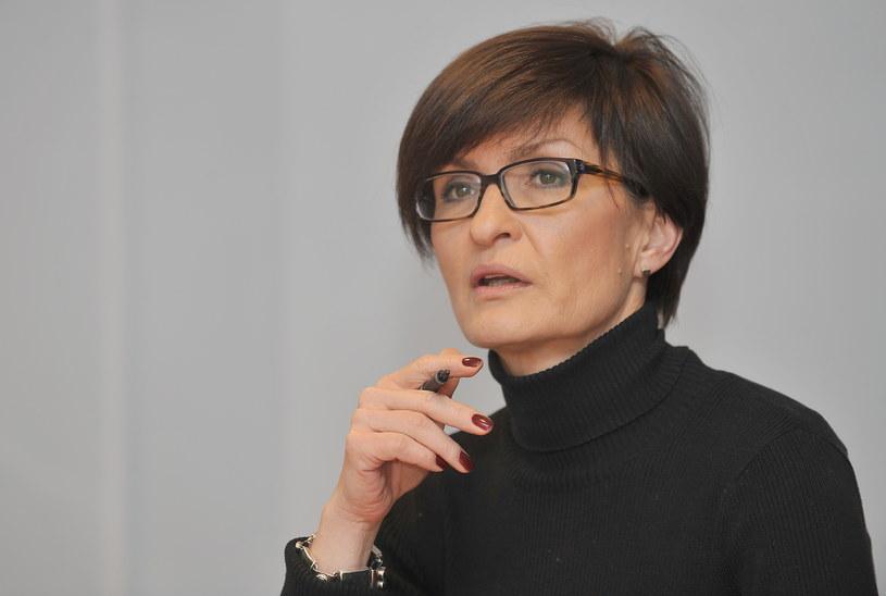 Marzena Paczuska /Ireneusz Sobieszczuk /FORUM