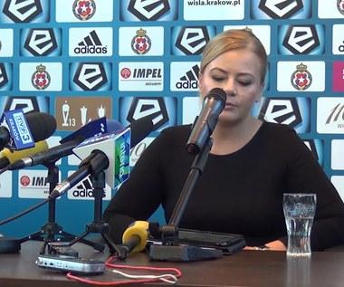 Marzena Sarapata o priorytetach Wisły. Wideo