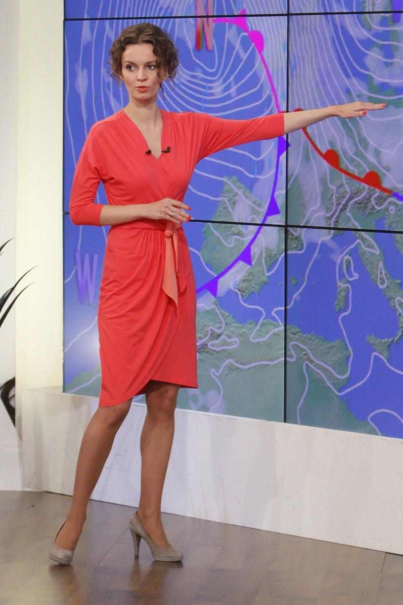 Marzena w  swoim żywiole /Wojtelewicz /East News