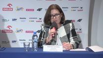 Marzenna Koszewska przed igrzyskami w Pjongczangu. Wideo