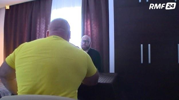 """""""Masa"""" w rozmowie z Krzysztofem Zasadą /RMF"""