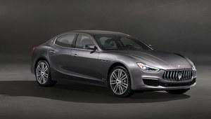 Maserati Ghibli GranLusso zaprezentowane