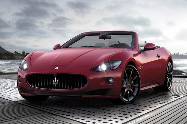 Maserati grancabrio sport /