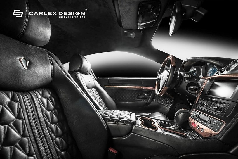 Maserati GranTurismo Glamour /