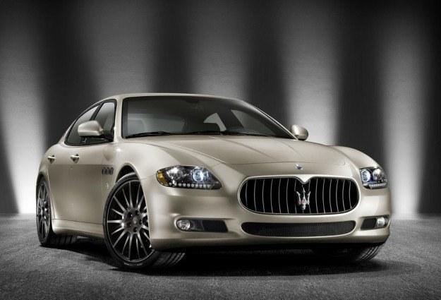 Maserati konkurentem porsche? /