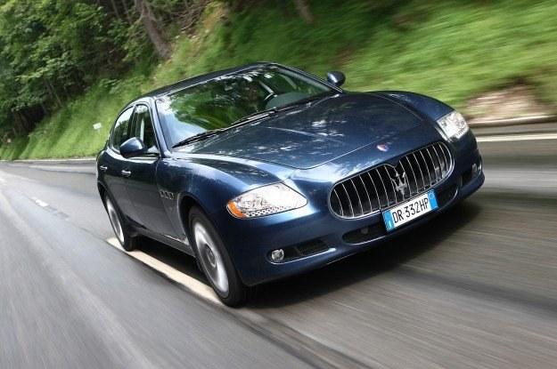 Maserati szykuje się do ofensywy /