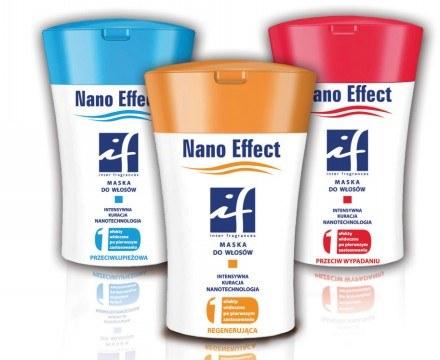 Maski do włosów Nano Effect /materiały prasowe