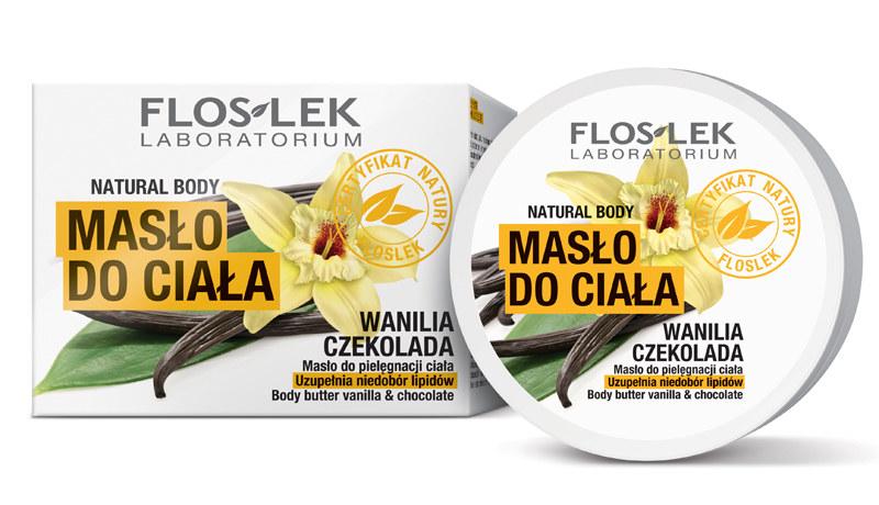Masło do ciała, Natural Body /materiały prasowe