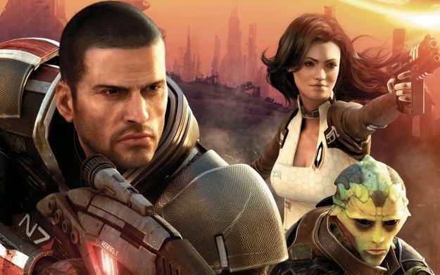 Mass Effect 2 doczeka się kolejnego rozszerzenia, o czym świadczą nowe Trofea w karcie gry /Informacja prasowa