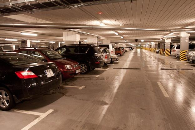 Masz miejsce we wspólnym garażu? / Fot: Maciej Gocłoń /East News