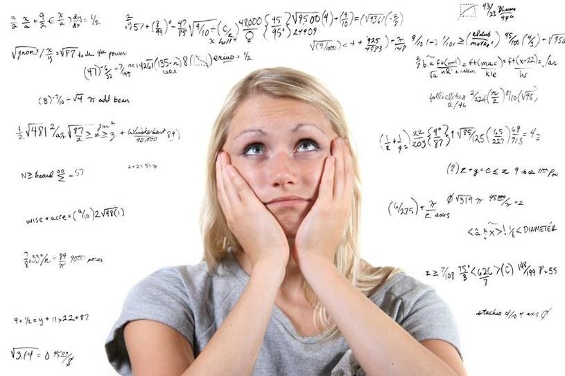 Masz problem z matematyką? Sprobuj rozwiązać ponbiższy test /©123RF/PICSEL