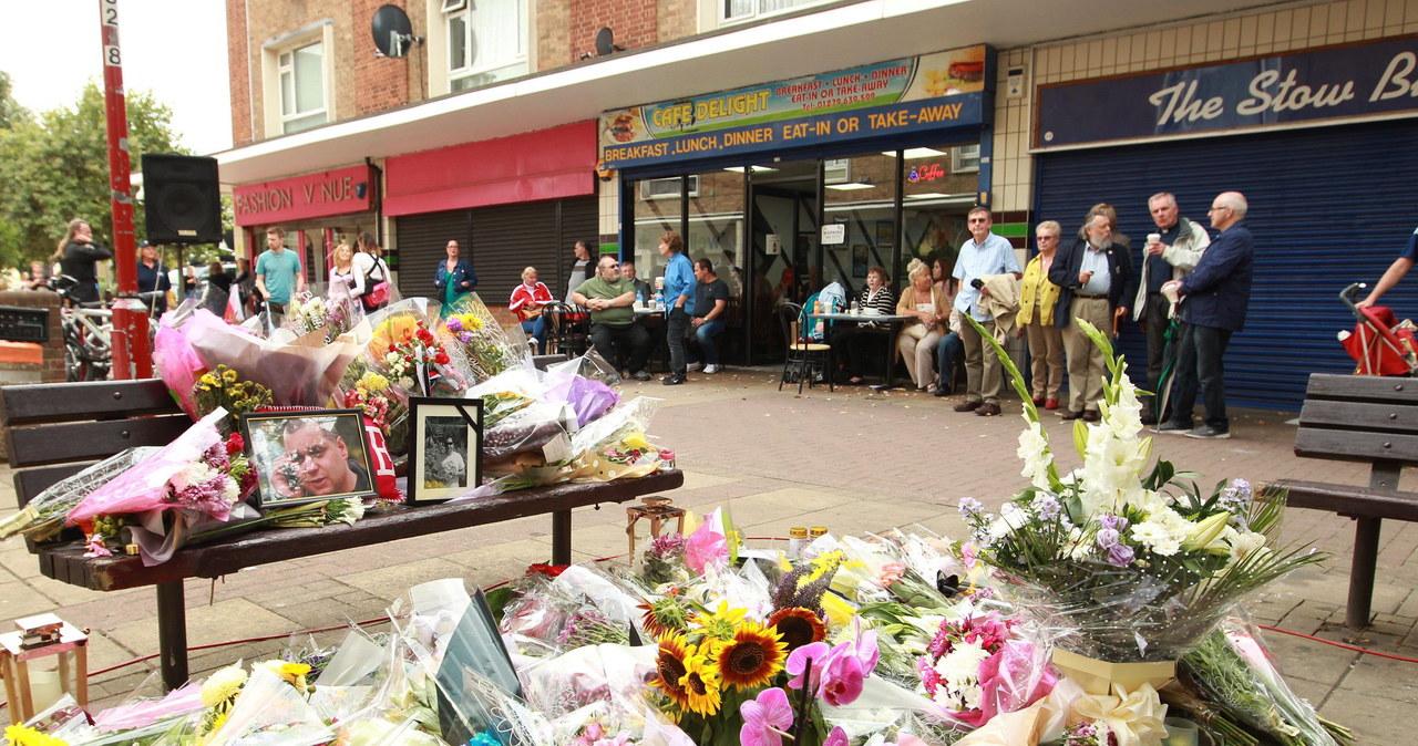 Maszerowali w milczeniu, by upamiętnić Polaka zabitego w Harlow