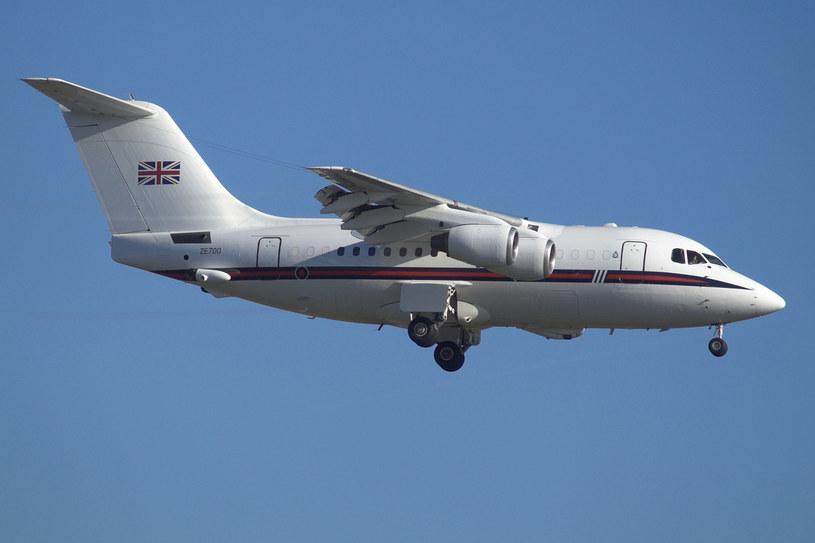 Maszyna ma powstać na bazie BAe 146 /Wikipedia
