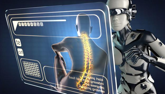 Maszyny już zastępują prawników i lekarzy. Nauka pamięciowa i matematyka przestaną być potrzebne? /123RF/PICSEL
