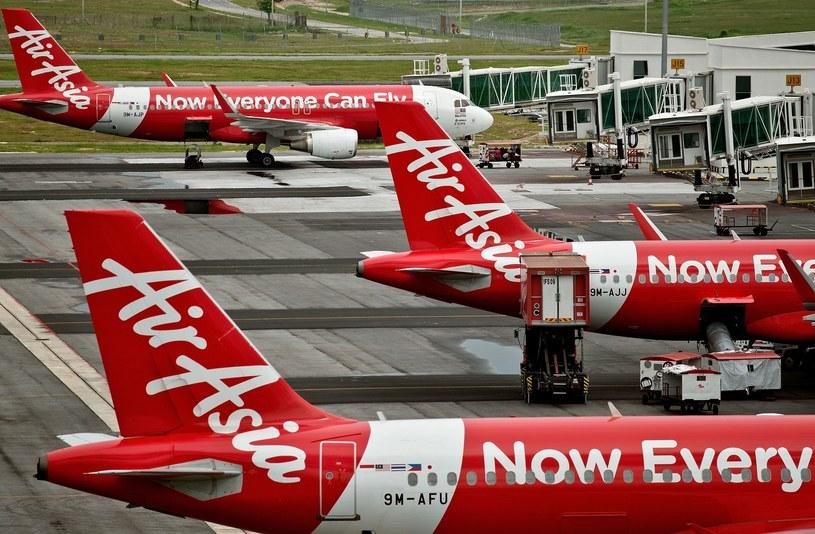 Maszyny linii AirAsia (zdj. ilustracyjne) /AFP