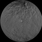 Materia organiczna na Ceres
