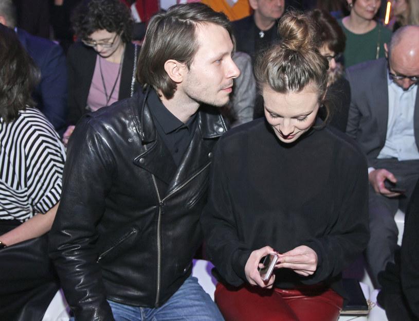 Mateusz Banasiuk i Magdalena Boczarska /Baranowski /AKPA