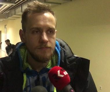Mateusz Jachlewski po porażce z Celje. Wideo