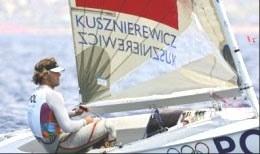 Mateusz Kusznierewicz stracił pozycję lidera /AFP