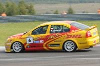 Mateusz Lisowski podczas wyścigu /