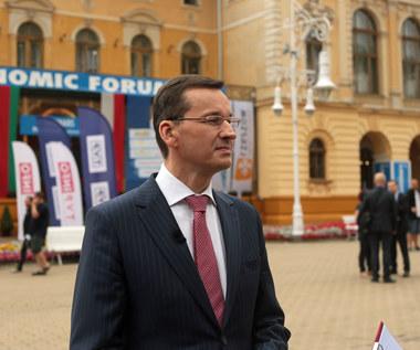 Mateusz Morawiecki: Musimy odnaleźć swoje miejsce w unijnych strukturach