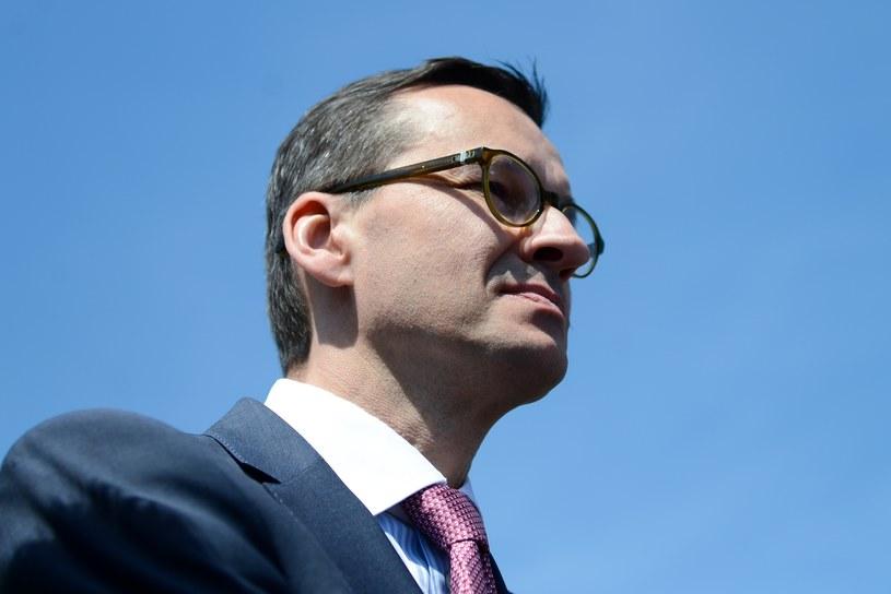 Mateusz Morawiecki, wicepremier, minister finansów i rozwoju /Adam Staśkiewicz /Agencja SE/East News