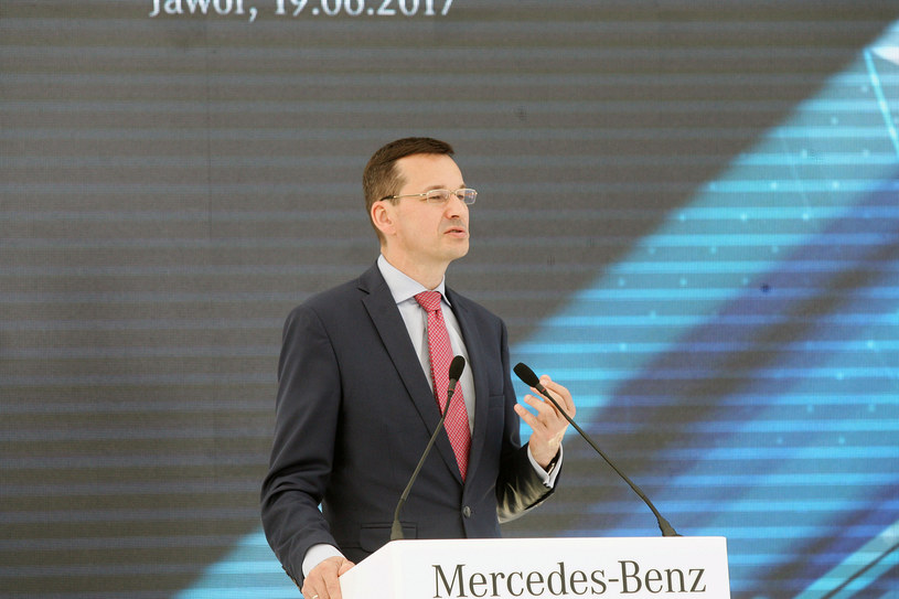 Mateusz Morawiecki /FOT. PIOTR KRZYZANOWSKI/POLSKA PRESS GRUPA /East News