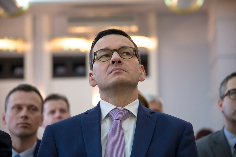 Mateusz Morawiecki /Michał Woźniak /East News