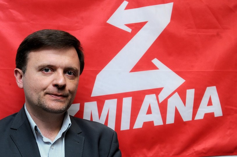 Mateusz Piskorski - lider partii Zmiana /Mateusz Jagielski /East News