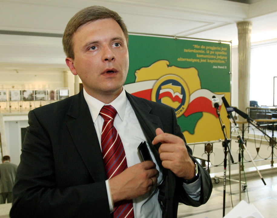 Mateusz Piskorski /PAP/Radek Pietruszka    /PAP