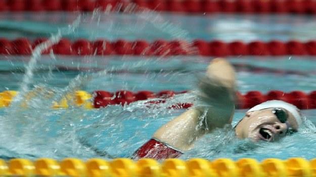 Mateusz Sawrymowicz nie zakwalifikował się na pływackie Mistrzostwa Świata /AFP