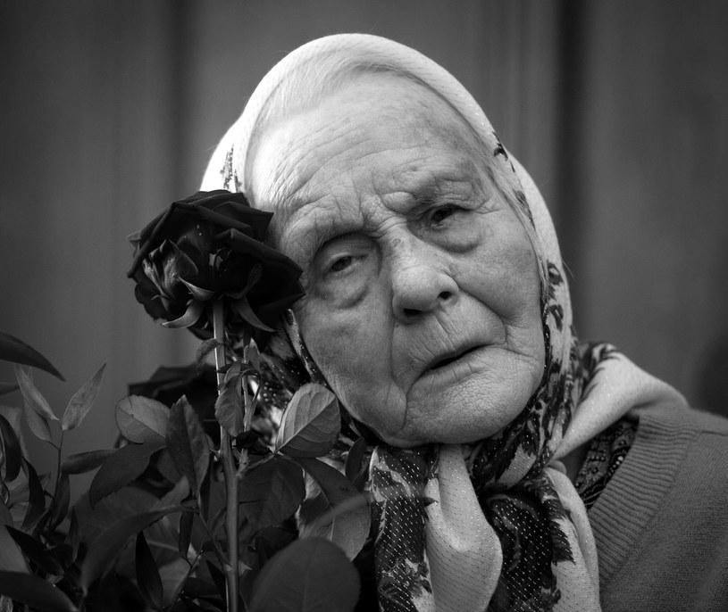 Matka bł. ks. Jerzego Popiełuszki Marianna Popiełuszko, 07.06.2013 /Tytus Żmijewski /PAP