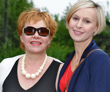Matka i córka na scenie i w życiu
